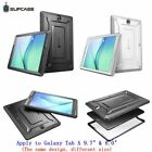 "For Samsung Galaxy Tab A 10.1""/9.7""/8.0"" SUPCASE Fullbody Hybrid Protective Case"