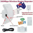 Hot Sale 300Mbps Wireless AP Wifi Range Router Repeater AU Plug Extender MNYLO