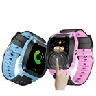 Kids Child Safe Monitor Smart Watch GPS Tracking Device SIM Wristwatch Anti-lost