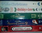 LOT OF (5) CLASSIC CHIRSTMAS MOVIES VHS WHITE CHIRSTMAS/THE HOMECOMING & MORE