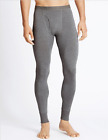 Men's Famous Make Cotton Mix Thermal Long Johns. 4 Colours. Sizes S-XXL.