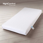 Baby Cot Mattress for Cot Bed / Cribs - Ultra Fibre Eco-Friendly - All Sizes