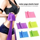 Yoga Equipment Training Elastic Resistance Band Yoga Rubber Loops Pilates Band K