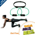Booty Butt Band System Fitnesss Exercise Training Workout Resistance Belt,Tone  image