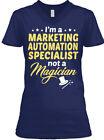 Best Marketing Automations - Marketing Automation Specialist M Women's V-Neck Tee Review