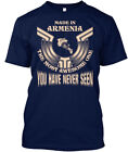 Made In Armenia Funny Gift - Is The Most Awesome One Hanes Tagless Tee T-Shirt