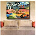 Day Of The Gods by Paul Gauguin   Poster or Wall Sticker Decal   Wall art