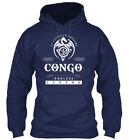 Off-the-rack Congo An Endless Legend - Of Course I'm Gildan Hoodie Sweatshirt