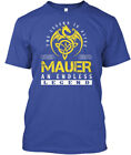 Mauer An Endless Legend - The Is Alive Hanes Tagless Tee T-Shirt