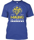 Quality Maung An Endless Legend - The Is Alive Hanes Hanes Tagless Tee T-Shirt