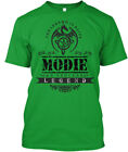 Legend Is Alive Modie An Endless - The Premium Tee T-Shirt