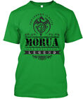 Legend Is Alive Morua An Endless - The Premium Tee T-Shirt