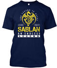 Sablan An Endless Legend - The Is Alive Hanes Tagless Tee T-Shirt