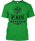 Legend Is Alive Pain An Endless - The Premium Tee T-Shirt