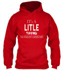 Easy-care Litle Calm - It's A Little Thing You Wouldn't Gildan Hoodie Sweatshirt