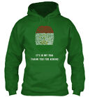Tajikistan Dna S - Its In My Thank You For Asking Gildan Hoodie Sweatshirt