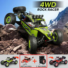 12428 Monster Trucks RC Car 1/12 2.4G Rock Crawler 4WD Off Road Vehicle RTR Gift