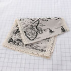 1 Pc Microwave Oven Dust Cover Dustproof Microwave Cover Microwave Towel 30X90CM