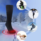 Внешний вид - Winter Rechargeable Electric Warm Heated Socks for Chronically Cold Feet Sport