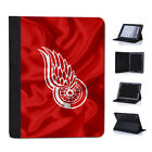 Detroit Red Wings Flag Case For iPad 2 3 4 Air 1 Pro 9.7 10.5 12.9 2017 2018 $18.99 USD on eBay
