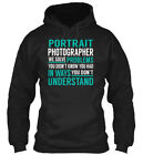 Best Portrait Photographers - Portrait Photographer Solve Problems Gildan Hoodie Sweatshirt Review