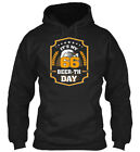 66th Birthday Gift Beer Its My 66 Gildan Hoodie Sweatshirt