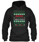 Masters Family Ugly Sweater S - Christmas Gildan Hoodie Sweatshirt