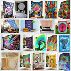 Indian Best Saller Unique Tapestries Wall Hanging Hippie Bed Sheet New Bedspread