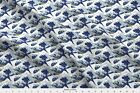 Bigwave Hokusai Japanese The Great Wave Fabric Printed by Spoonflower BTY