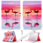 Universal Pink Bird Leather Case Cover For 7 9.7 10 10.1 Inch Android PC Tab