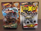 Hot Wheels 2013 MONSTER JAM WALMART EXCLUSIVE MAX-D MONSTER MUTT - CHOOSE ONE