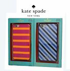 New!! Kate Spade Hybrid Hard shell Snap Cover Case For iPhone 6 plus & 6s Plus