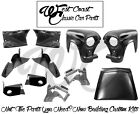 .1955-1956 Chevy Truck Hood Fenders W/Inners, Extensions And Mounts Hood Kit
