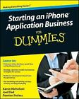 Starting an iPhone Application Business for Dummies by Raven Zachary, Damien...