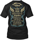 Printed - I Miss You Mussing Think About Always Still Hanes Tagless Tee T-Shirt