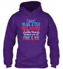 Funny Blue Eyed Red Head Ginger - Heads Are The Perfect Gildan Hoodie Sweatshirt