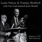 Louis Nelson - Louis Nelson & Tommy Benford with Galvanized Jazz