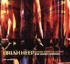 Uriah Heep Records - Future Echoes of the Past/The Legend Continues