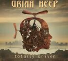 Uriah Heep Records - Totally Driven