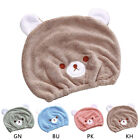 Child Kids Cute Beer Bath Towel Hat Shower Hair Dry Cap Absorbent Quick Dry Hat