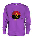 ANGOLA FOOTBALL UNISEX SWEATER  TOP GIFT WORLD CUP SPORT
