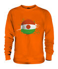 NIGER FOOTBALL UNISEX SWEATER  TOP GIFT WORLD CUP SPORT