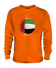 UNITED ARAB EMIRATES FOOTBALL UNISEX SWEATER  TOP GIFT WORLD CUP SPORT