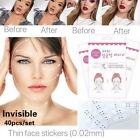 40/80PC Set Instant Face Neck and Eye Lift Facelift V Shape Tapes Anti- Wrinkle image