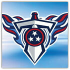 Tennessee Titans Nfl Sword Car Bumper Sticker Decal - 3'' Or 5''