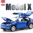 1:32 Tesla MODEL X Alloy Car Model Diecasts & Toy Vehicles Cars For Boy Gifts