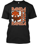 Red Panda Bear Cute Hanes Tagless Tee T-Shirt