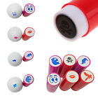 2X Colorfast Quick-dry Golf Ball Stamp Stampers Markers Great Golf Gift / Prize