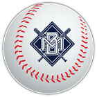 Milwaukee Brewers MLB Retro Logo Ball Car Bumper Sticker Decal-9'', 12'' or 14'' on Ebay