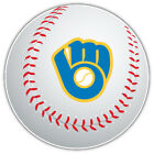 Milwaukee Brewers MLB Symbol Logo Ball Car Bumper Sticker -  9'', 12'' or 14'' on Ebay